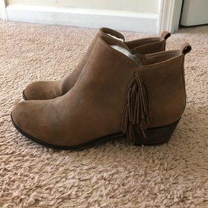 American Rag Brown Booties